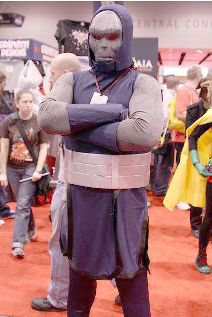 Darkseid cosplay costumes