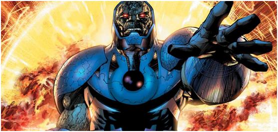 Darkseid cosplay