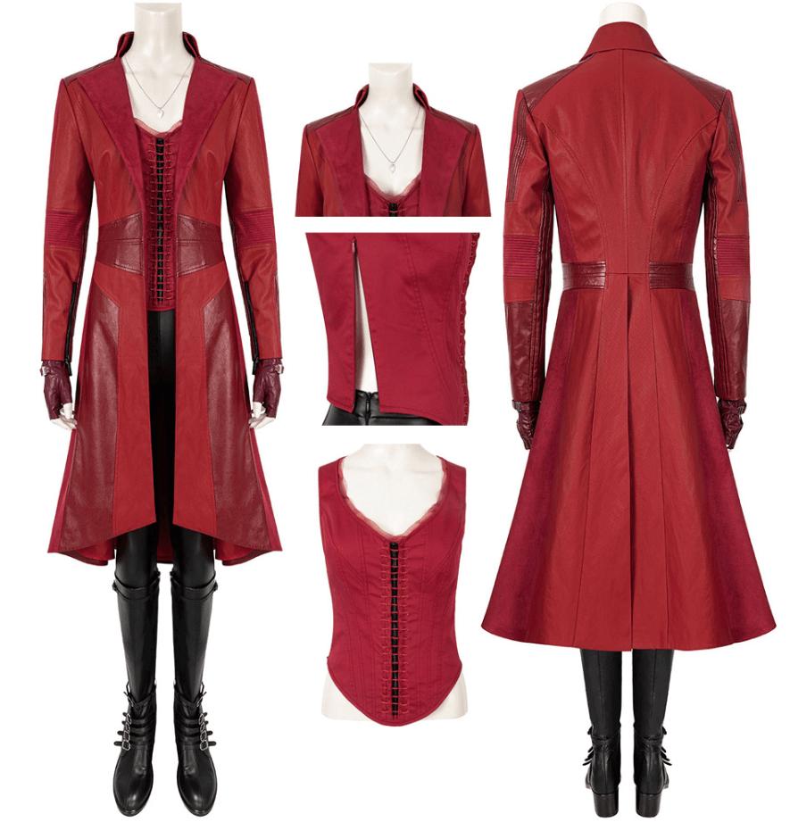 Wanda Vision costumes